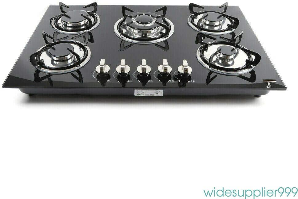 CNCEST Built-in Gas Cooktop