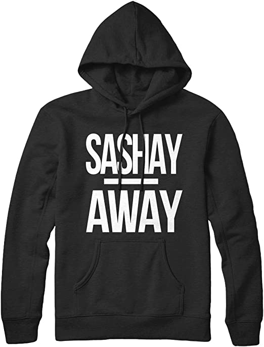 Sashay Away Hoodie Unisex Gay Pride Drag Race LGBT Queen TV Rupaul Hooded Top