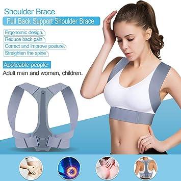 7c47510c3dd Back Posture Corrector Adjustable Shoulder Brace Support for Improve Bad  Posture