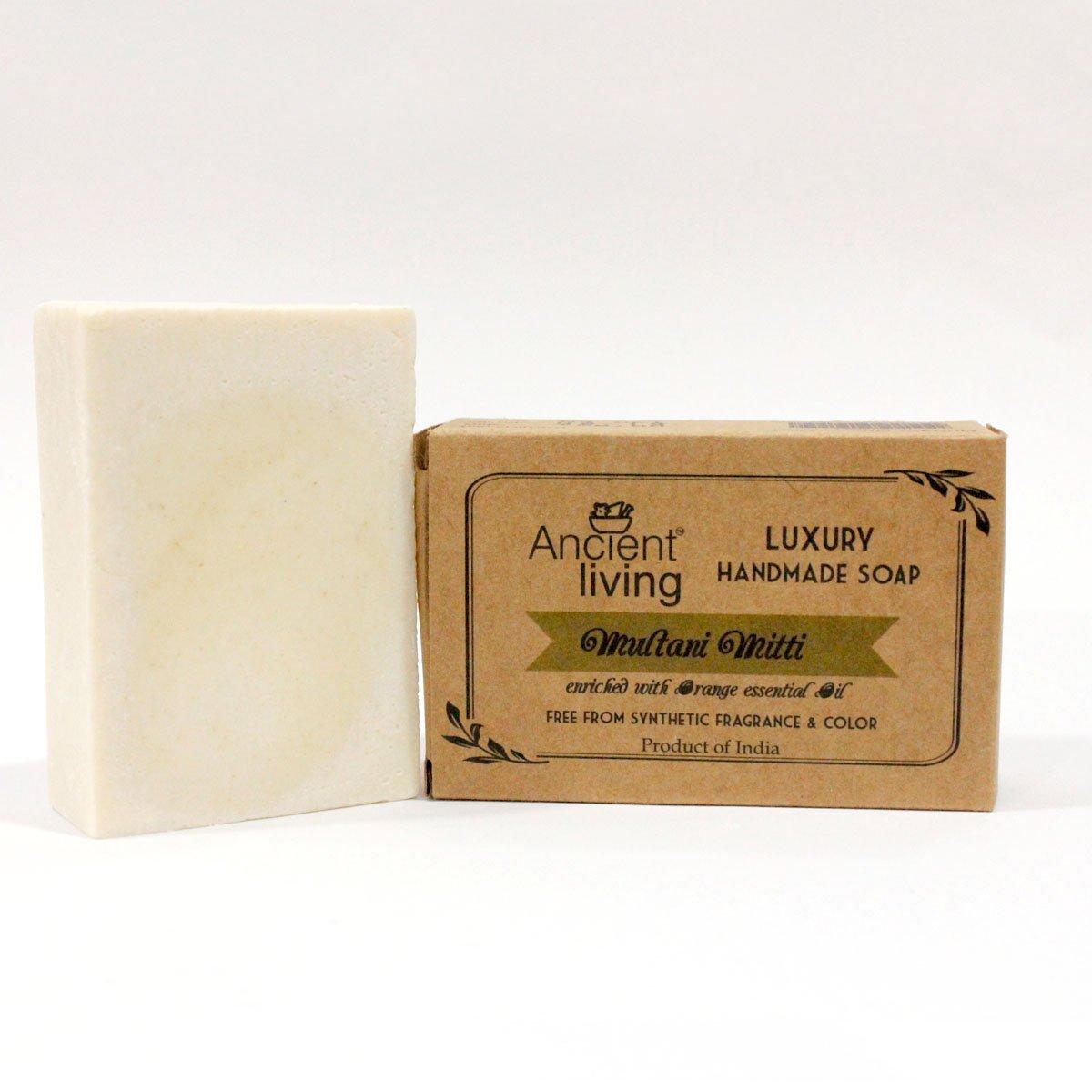 Ancient Living Multanimitti Luxury Handmade Soap