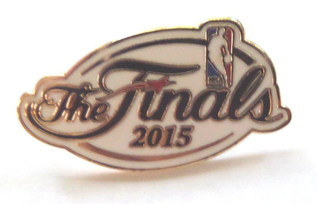 2015 NBA Finals Logo Pin