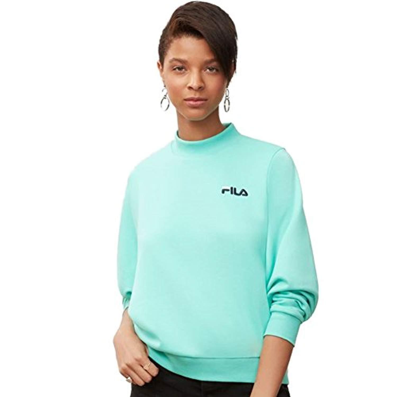 eb46ba6f7d3 Fila Women s Summer Sweatshirt at Amazon Women s Clothing store