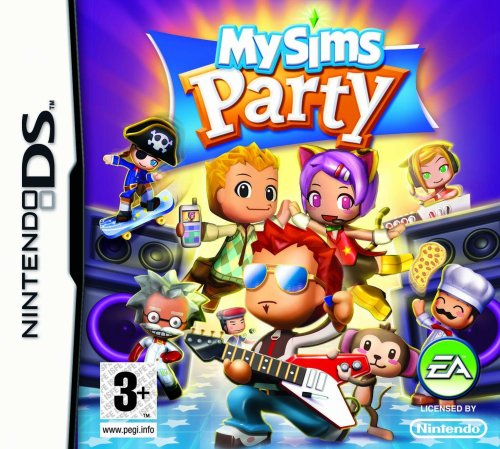 MySims Party - Nintendo DS by Electronic Arts