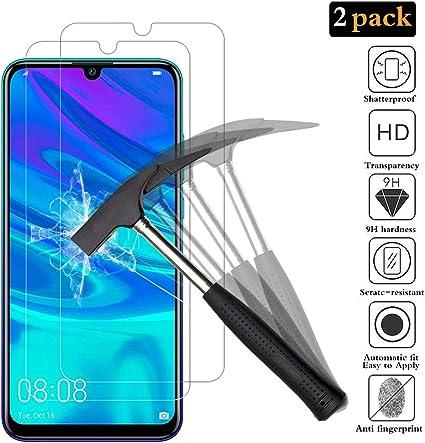 ANEWSIR [2 Pack] Protector de Pantalla para Huawei P Smart 2019 ...