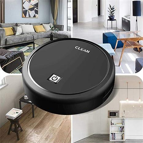 Olodui1 Robot de Barrido Limpiador autom/ático Inteligente para el hogar Inteligente Aspiradoras