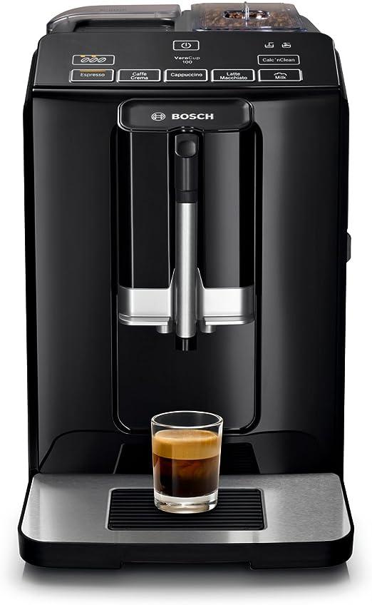Bosch VeroCup 100 Independiente Máquina espresso 1,4 L Totalmente ...