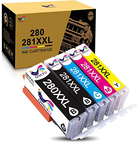 Amazon.com: ONLYU - Cartuchos de tinta de repuesto para ...