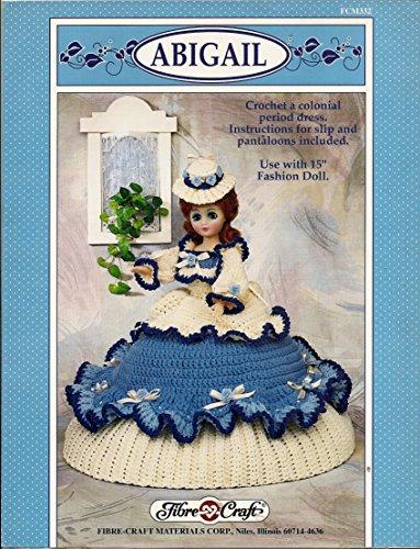 - Abigail - Doll Pattern to Crochet