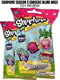 Review: Shopkins Season 5 Erasers Blind Bags Toy Review