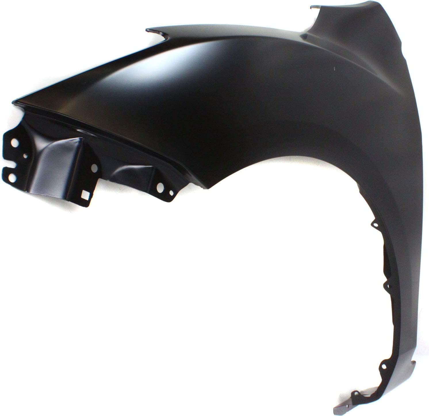 Front Fender Compatible with 2010-2013 Mazda 3 with Stone Guard Hatchback//Sedan Driver Side