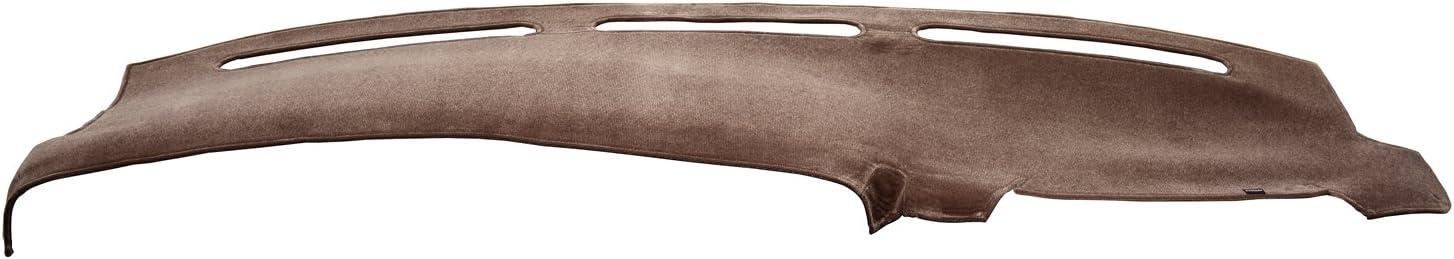 Wine Covercraft Custom Fit Dash Cover for Select Suzuki SX4 Models Velour