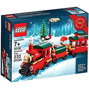 Lego Holiday Train - Limited Edition 2015 Holiday Set - 40138