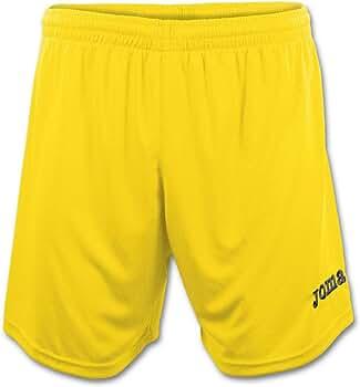 Joma - Short Real, Color Amarillo, Talla XL: Amazon.es: Ropa y accesorios