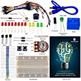 SunFounder Project Universal Starter Kit For Arduino UNO R3 Mega2560 Mega328 Nano - Including 36 Page Instructions Book