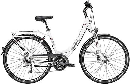 Pegasus opero SL bicicleta de trekking para mujer 28 pulgadas 24 ...