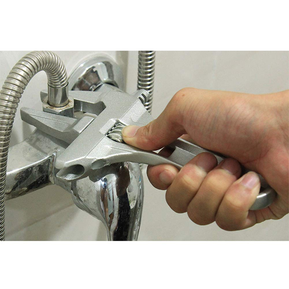 Cl/é /à molette r/églable d/émontage installation sanitaire