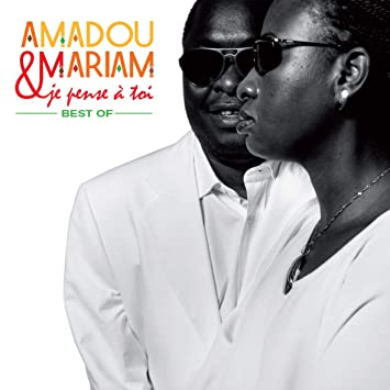 Je Pense A Toi Best Of Amadou Mariam Amazones Música