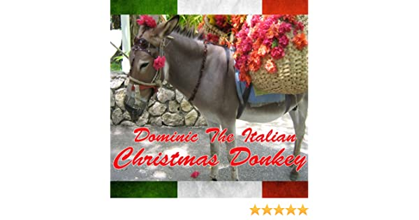 dominic the italian christmas donkey single by joey o on amazon music amazoncom - The Italian Christmas Donkey