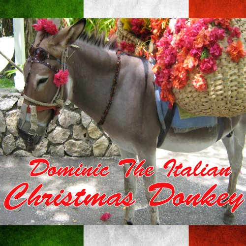 Dominic the Italian Christmas Donkey