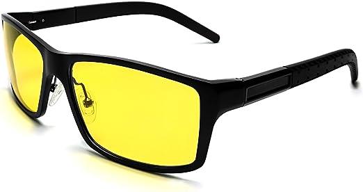 Night Vision Driving Sunglasses Anti Glare HD Glasses Eyeglasses Cycling Goggles