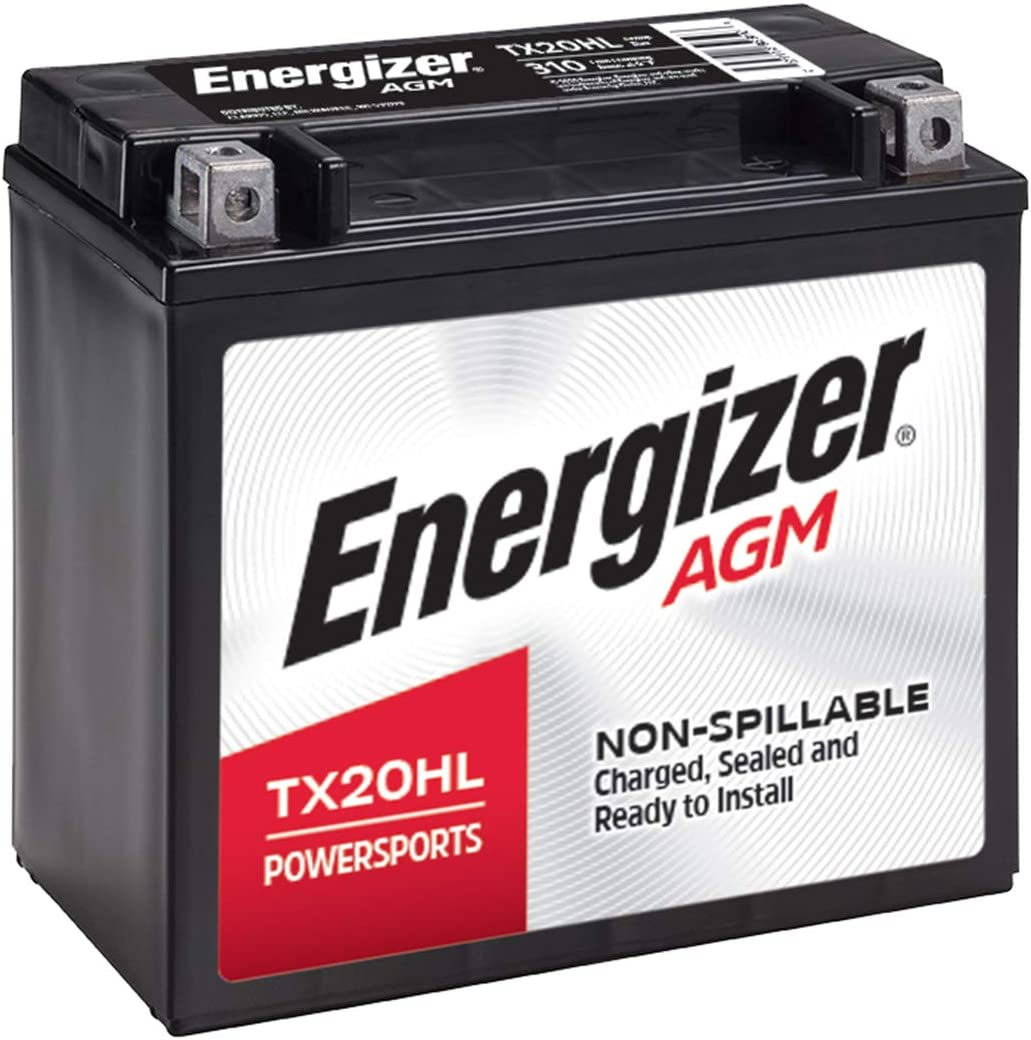 Energizer TX20HL摩托车电池
