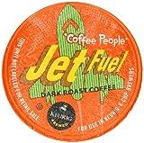 Coffee People Jet Fuel, Dark Roast, K-Cup for Keurig Brewers, 24-Count (Pack of 2)