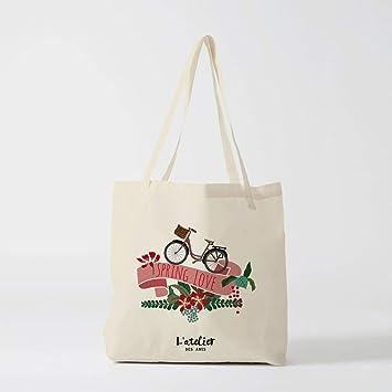 Bolso de lona para bicicleta, bolsa de lona, bolsa de lona ...