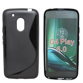 LAPINETTE - Funda Funda Carcasa Gel Ola S Motorola Moto G4 ...