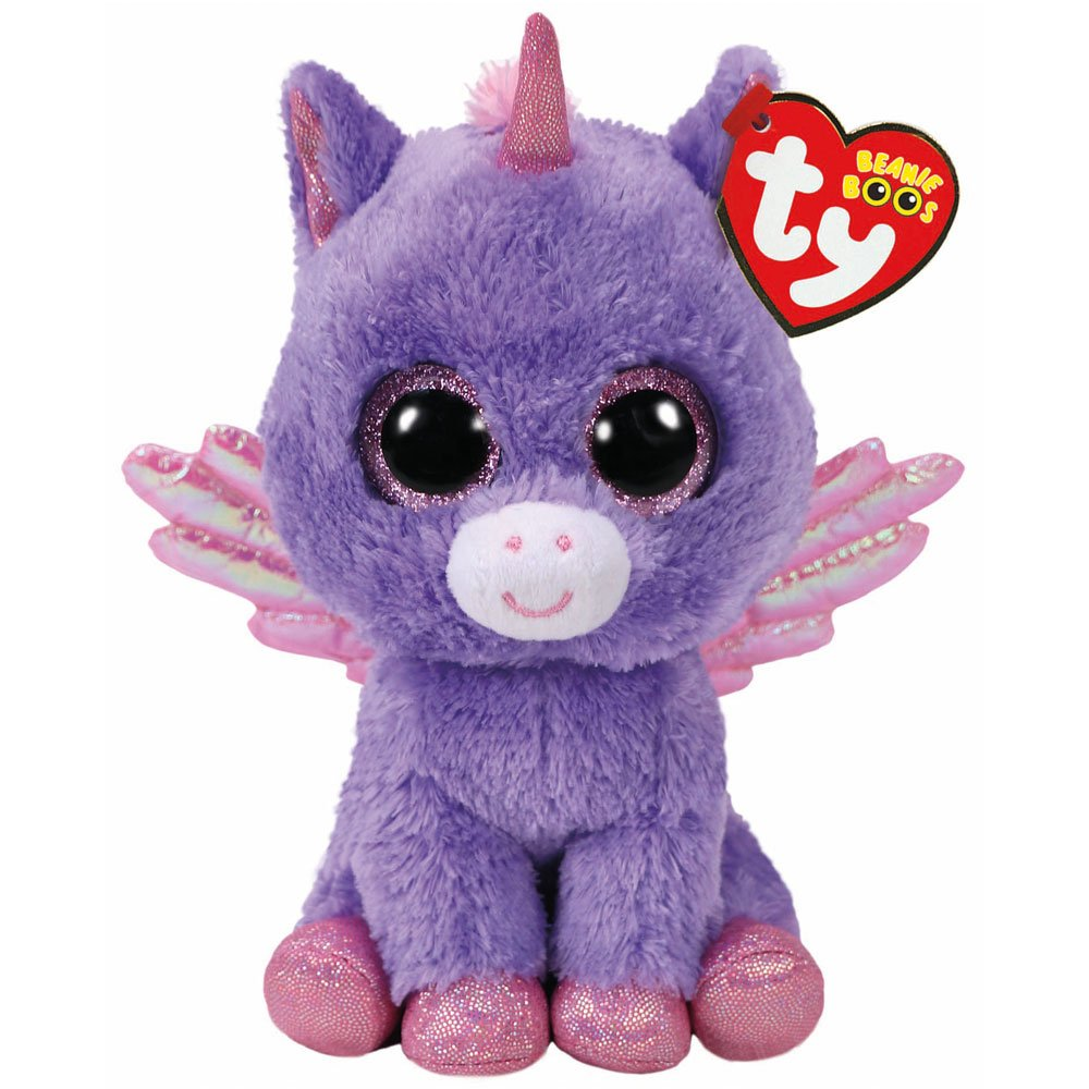 ATHENA TY BEANIE BOOS EXCLUSIVE 6 INCH TY INC