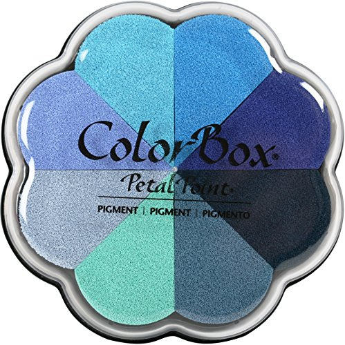 ColorBox Petal Point Pigment Inkpads, 4.25 by 4.75