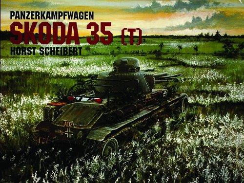 Panzer 35 (t): Panzerkampwagen por Horst Scheibert