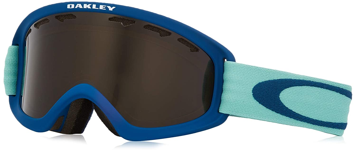 b6bd246886 Amazon.com   Oakley O-Frame 2.0 XS Adult Snowmobile Goggles - Forged Iron  Brush Persimmon   Small   Sports   Outdoors
