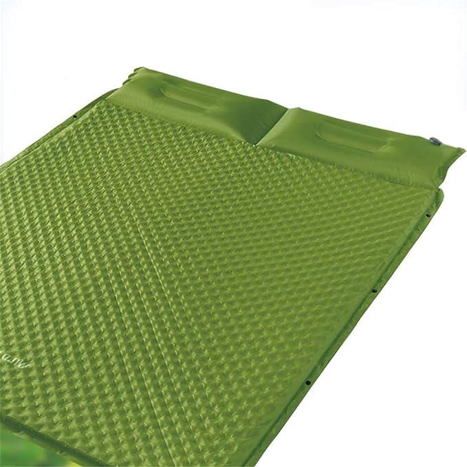 Zhangcaiyun Almohadillas de Dormir para mochileros Almohadilla para Dormir para Acampar: colchonetas para Dormir Mejor colchón de Aire para Excursionismo: ...