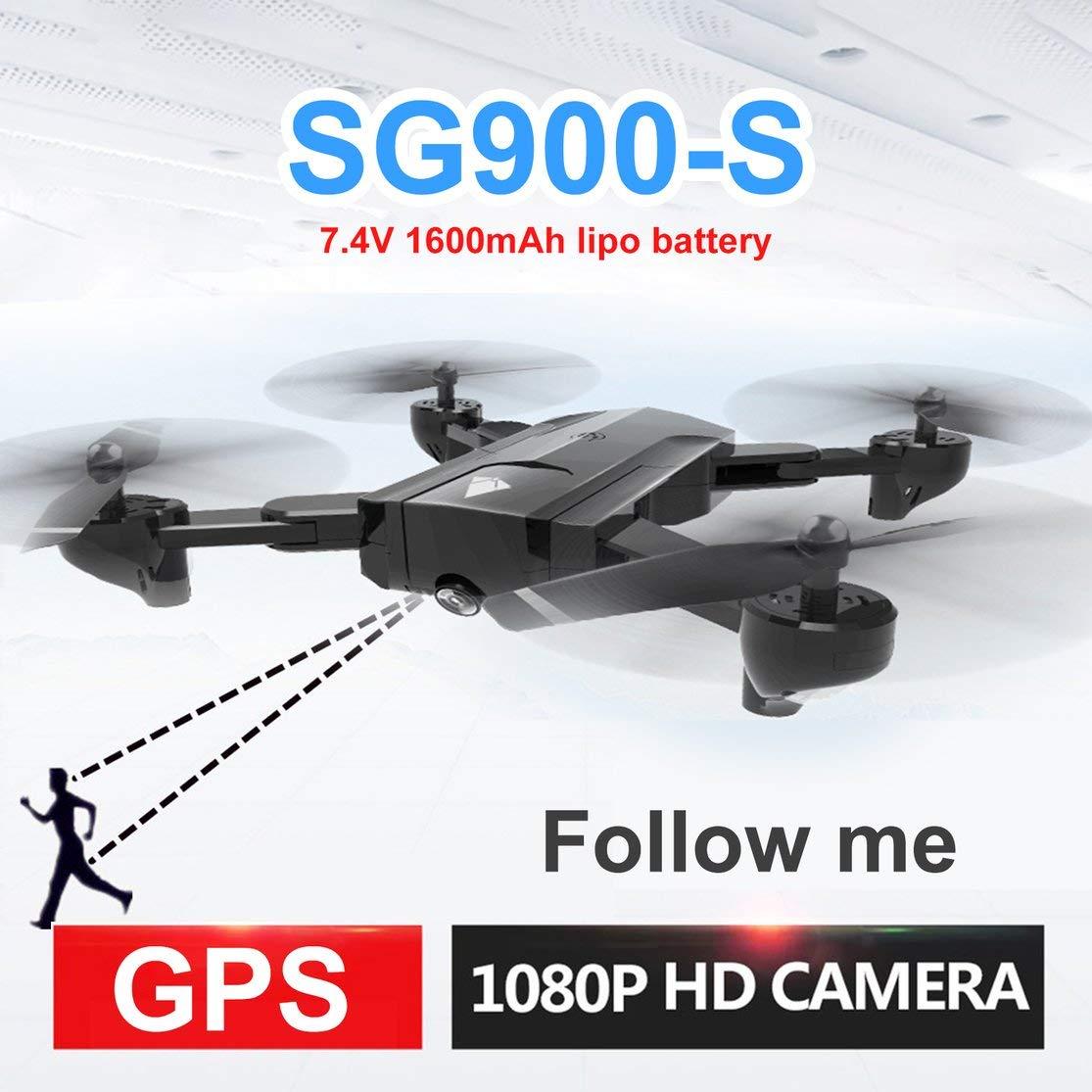 LouiseEvel215 3 Batería SG900-S 2.4G RC Drone Selfie Plegable GPS ...