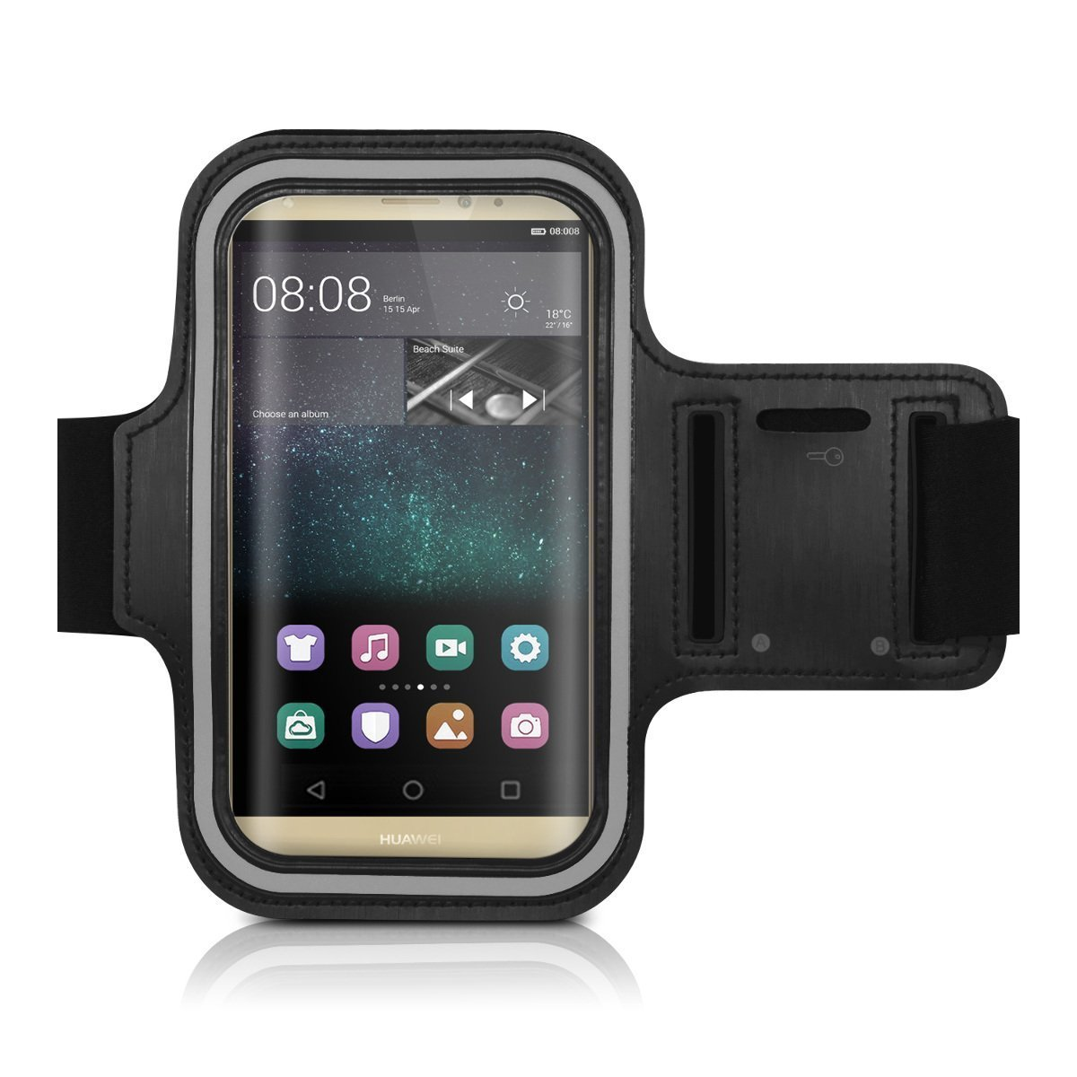 Cover kingz Huawei PPPlus PLite PPPlus PLite Mate brazalete deportivo Fitness móvil
