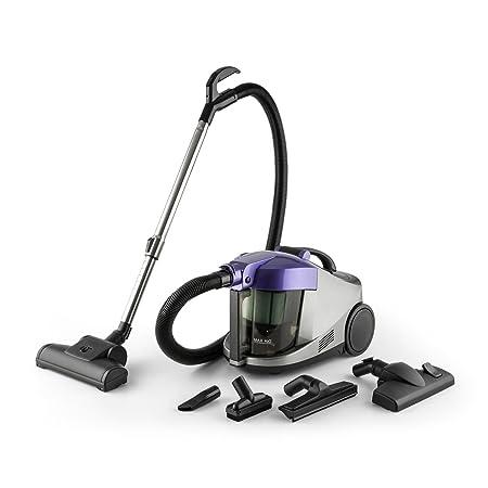 OneConcept Aquapura Water Vacuum Cleaner Wet Dry Cleaning HEPA Filter Mulit Stage