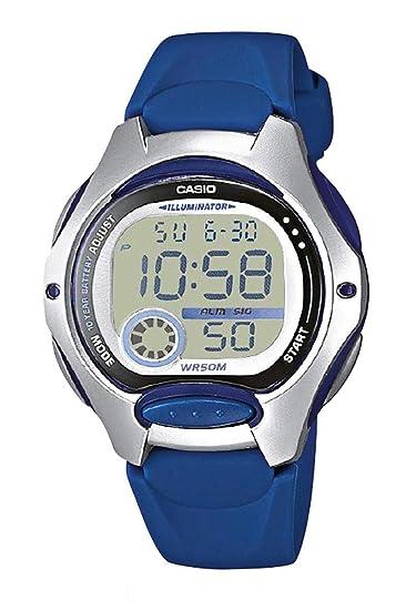 Casio Reloj Digital para Mujer de Cuarzo con Correa en Resina LW-200-2AVEF   Casio  Amazon.es  Relojes a638569153ee