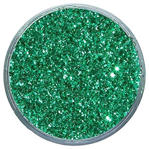 Snazaroo Professional Face & Body Glitter Dust 12ml-Bright Green