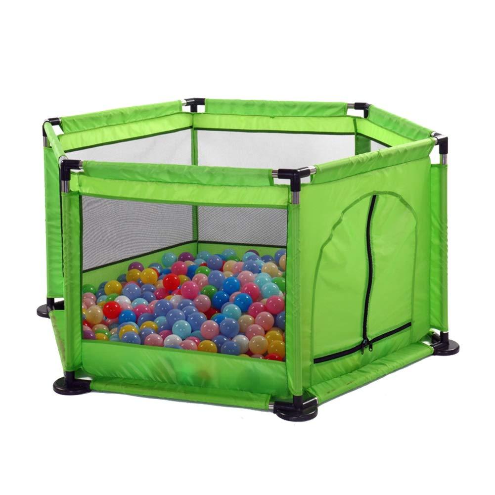 世界の 屋内家庭用ベビーゲームベビーサークル幼児子供用グラウンドフェンス赤ちゃんの安全落下防止フェンス玩具ハウス、グリーン (色 (色 : B07MKDDRXL : Playpen) Playpen B07MKDDRXL, フラワーエッセンスのAsatsuyu:8e94832a --- a0267596.xsph.ru