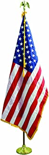 product image for 9' U.S. Flag Presentation Set Include 4'x6' American Flag Pole and Stand