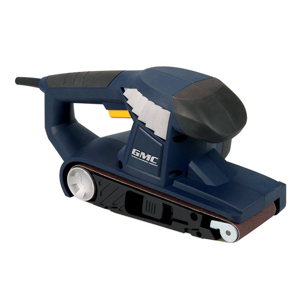 GMC GBS850-850W 76mm 3 Belt Sander 230V