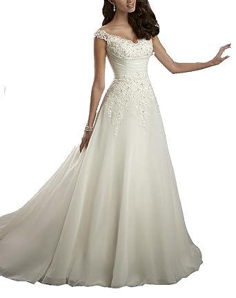 Phoenix® Brautkleid Hochzeitskleid Brautjungfer Kleider Hochzeit ...