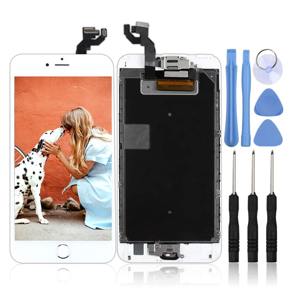 Modulo LCD Blanco para IPhone 6s Plus 5.5 Inch -978