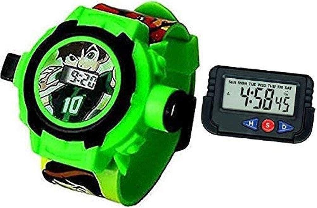 Nexxa - Reloj de Pulsera con proyector para niños y salpicadero de ...