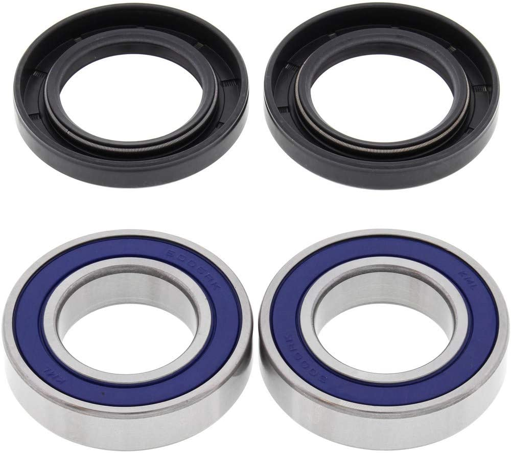Arctic Cat 90 4-Stroke 2004-2005 Rear Wheel Axle Carrier Bearings And Seals