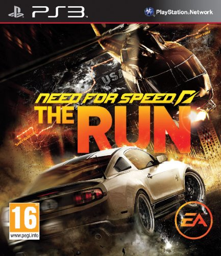 Electronic Arts Need For Speed The Run PS3