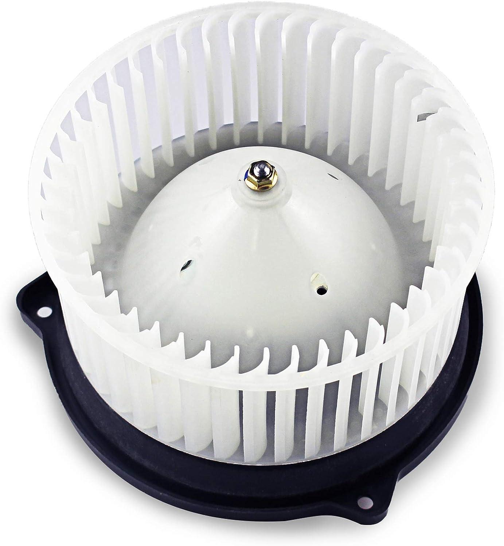 MYSMOT 79310-SR3-A01 HVAC Blower Motor Fan Assembly For Acura Integra/CL Honda Accord/Civic/Civic del Sol/Insight Select Models