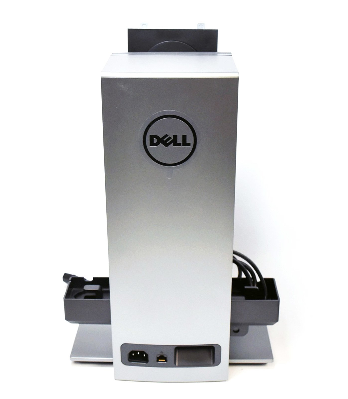 New PM7PK Genuine OEM Dell OptiPlex SFF 7040 7050 5040 5050 3040 3050 3046 Small Form Factor All-In-One SFF Desktop and Monitor Compact AIO Stand OSS17 Ethernet Power Cable Cover VESA Adapter M7V3M by Dell (Image #4)