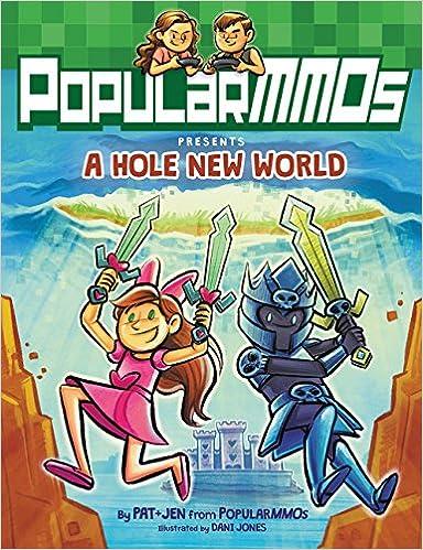 5dc59982 PopularMMOs Presents A Hole New World: PopularMMOs, Dani Jones:  9780062790873: Amazon.com: Books