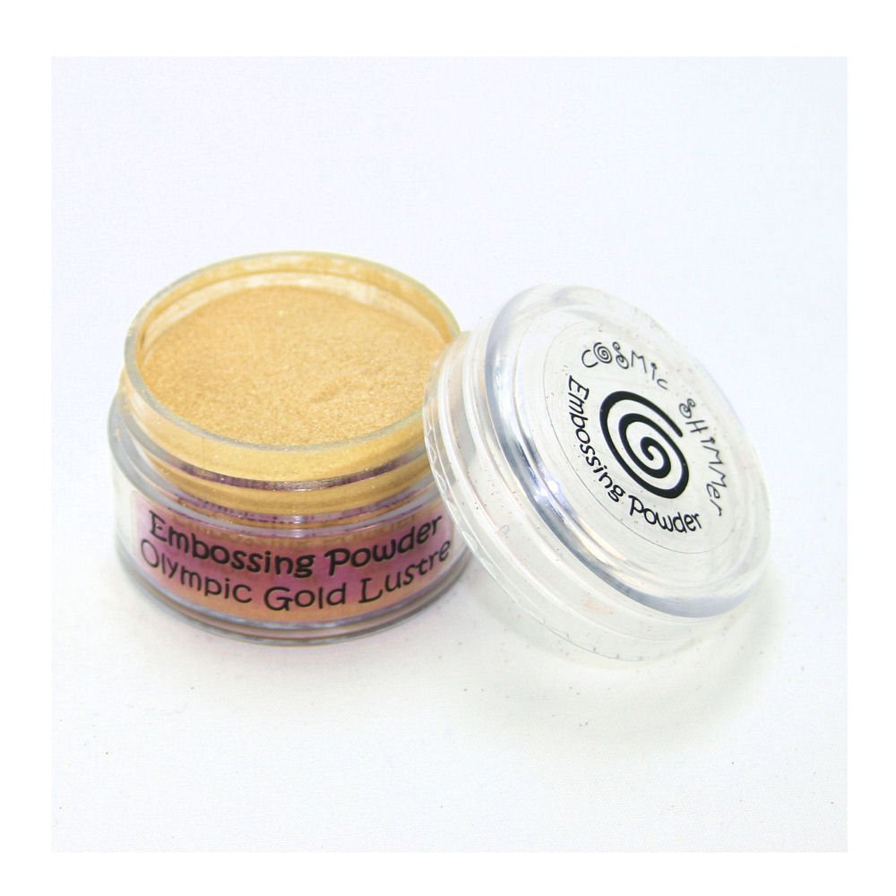 Cosmic Shimmer Precious Metal Embossing Powder, Olympic Gold Creative Expressions CSEPOLYGOL